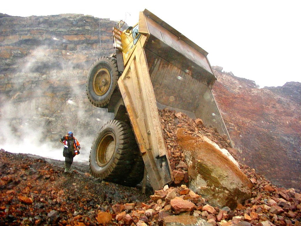 Mining Accident